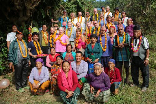 5 the villagers of Gairiswora
